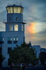 19.Sun Dog (HarveyA) Tags: ice clouds 22 crystals hexagonal parhelion suns mock cirrus degrees 2015review