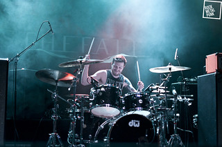 March 8, 2015 // Blessthefall at Trix // Shot by Daria Colaes