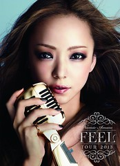 Feel Tour 2013 - DVD cover (1) (Namie Amuro Live ) Tags: namie amuro dvdcover  feeltour2013 tourcover