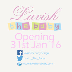 Please Give A Wave To Our Sister Business! (lavishlockets) Tags: lavish babygifts uniquebabygifts memorylockets charmlockets lavishlockets