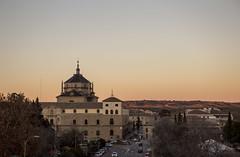 Toledo (100decors) Tags: city tower clock cityscape view no toledo peple trave sunse travelphotography
