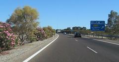 A-66-18 (European Roads) Tags: de la sevilla andaluca spain plata andalusia alto venta santiponce autova a66 gerena algaba