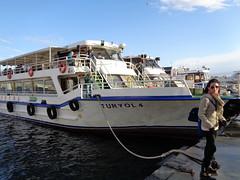 MSC Magnifica Cruise Nov 2015 - Istanbul (CovBoy2007) Tags: cruise ferry turkey boats boat vessel istanbul ottoman turks turkish strait bosphorus msc constantinople byzantium rivercruise medcruise croisire mediterraneancruise msccrociere msccruise crociere easternmediterraneancruise