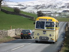WAS(N) NAC147 NMS358 Kirkby Stephen 22nd Mar 2008 (Rightgoodmotor) Tags: walter bus scotland rally scottish stephen alexander northern 2008 kirkby reliance aec nms358 nac147