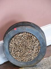 Red Dot (MKP-0508) Tags: art ceramic denmark kunst dnemark danmark dansk keramik reddot davidsen abenraa mogensdavidsen
