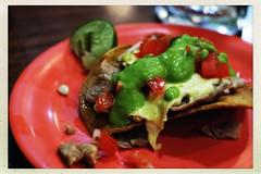 Volcn at Taqueria Los Molcajetes de Per in Pachuca, Mexico (annablair) Tags: mexico fuji tacos pachuca molcajetes xt10