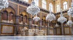 The quintessential Nizam opulence (Ashk81) Tags: india architecture palace hyderabad nizam opulence chowmahallapalace architectureofindia indianpalaces nizamresidence
