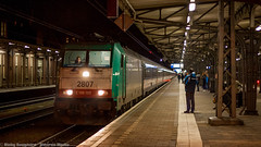 NMBS 2807 E186 199 (Nicky Boogaard Photography) Tags: railroad haven belgium siemens antwerpen tgv reus centraal bombardier roosendaal thalys luchtbal vlaamse minion nmbs duikbril desiro bcargo e186 noorderdokken europorte railpromo