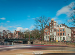 Amsterdam, Noord-Holland, Netherlands (Stewart Leiwakabessy) Tags: longexposure houses 2 postprocessed holland cars netherlands amsterdam canal 4 bricks nederland thenetherlands like bikes 8 canals bicycles grachten hdr tryout noordholland ndfilter northholland stackedfilters stealthgear