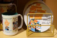 Disneyland Visit - 2016-02-14 - World of Disney - Fantasyland Attractions Posters Mug and Plate (drj1828) Tags: california us disneyland visit anaheim downtowndisney 2016 worldofdisney