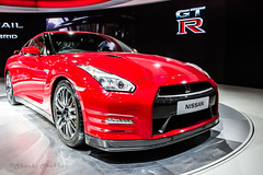 Nissan GTR (Shashi Shekhar2) Tags: india cars car nissan supercar gtr 2016 autoexpo