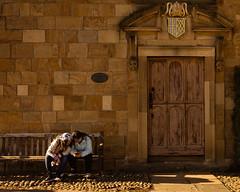 Durham, 2016(2) (S.R.Murphy) Tags: england people durham unitedkingdom streetphotography mobilephone canon50mmf18 socialdocumentary lightroom colourstreetphotography canon6d feb2015