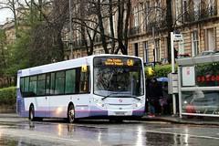 67892 SK63AUL First Glasgow (busmanscotland) Tags: glasgow ad first e300 300 alexander dennis enviro adl aul 67892 sk63 e30d sk63aul