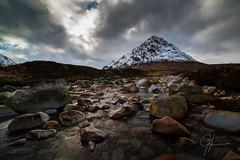 I Am The Mountain (Gilmour-Photography) Tags: mountains river scotland rocks glencoe gilmour scottishhighlands buachailleetivemor glacialvalley kevingilmour scottishhills rivercoupall scottishwinter drjekylluk kevgilmour scottishtourism gilmourphotography