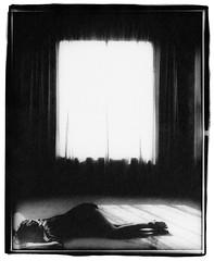Faith (Jason Andrescavage) Tags: girl darkroom silver paper print oakland model interior large 8x10 negative format enlarger