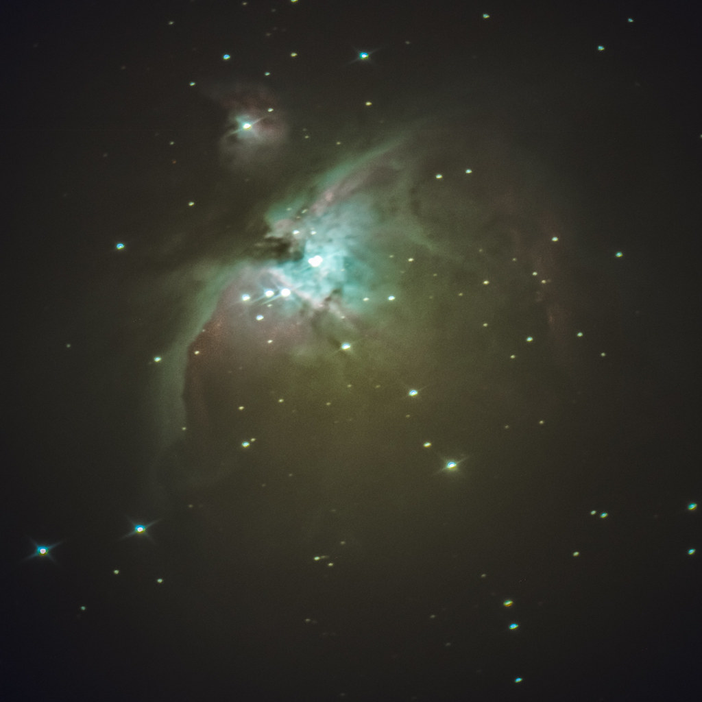 orion nebula distance from earth - HD1024×1024