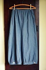 dresdonpant02 (LolaNova) Tags: sewing cotton stitching tina pant givens dresdon lolanova wearhandmade