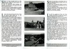 1999 achterzijde folder CFB (Arno@Rsd) Tags: folder cfb dienstregeling chemindeferdubocq