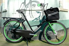 WorkCycles Fr8 Straight TimTas Porteur3 (@WorkCycles) Tags: amsterdam bag bicycle bike drager dutch fiets fietsen fr8 porteur rack tas timtas transportfiets voordrager workcycles