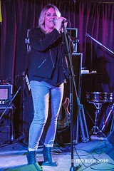 LOST ONES - ill Scarlett EPIDEMIC 10TH ANNIVERSARY - THE CASBAH - HAMILTON 16.02.04 (Urban Hero Magazine urbanheromag) Tags: livemusic uhm thecasbah lostones urbanheromagazine