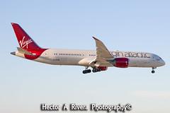 Virgin Atlantic G-VYUM (Boeing 787 -9) @ Miami KMIA/ MIA 6-Marzo- 2016 (Hector A Rivera Valentin) Tags: florida miami airplanes 9 atlantic virgin mia boeing spotting 787 2016 spotter dreamliner kmia 6marzo gvyum