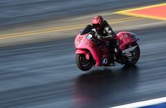 Turbo Busa (Fast an' Bulbous) Tags: santa england bike race speed drag pod power fast strip motorcycle biker