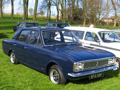 Ford Cortina (27) (peter_b2008) Tags: ford cortina deluxe classiccars rpg58f