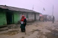 Fogged in Zuluk (RakeshKumar Das) Tags: travel northeastindia