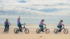 4 Olivias (selectb) Tags: bike composite photoshop movement ride futurism learning futurist photodynamic photodynamism