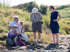taking a breather (dolanh) Tags: hawaii maui renee fred nakaleleblowhole ashle kahekilihighway shirle