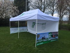 Quick Folding Tent - Zeefdruk en Full color print (4)