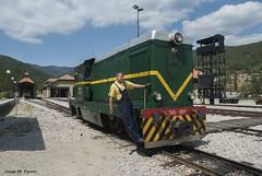 ANTIC TREN DE MOKRA GORA (Srbia, agost de 2012) (perfectdayjosep) Tags: train tren serbia balkans balcanes balcans mokragora srbia perfectdayjosep antigaiugoslvia ancientyugoslavia