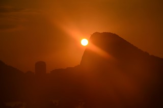 Sunrise from Rio