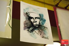 Выставка Сергея Бурикова