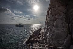 IMG_9086_edited-1 (Lauren :o)) Tags: ocean sunset sea beach thailand island paradise dive diving kohtao turtleisland nangyuan desertisland diveresort nangyuanisland