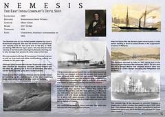 EIC Nemesis (BU_MaritimeArch) Tags: india iron ship steam east company wars opium warship eic