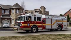 Burlington Fire Department (NBKPhotography) Tags: city rescue burlington truck fire aerial pump squad region signal federal department regional nbk pumper halton whelen quint awesomeburodude therealnbk71 itsnbk therealnbk nbkphotography nbkmediagroup