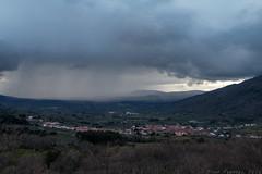 Se avecina temporal (Marmotuca) Tags: cloud rain lluvia chuva nuvens nube extremadura sanmartndetrevejo provinciadecceres