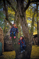Village kids (MelindaChan ^..^) Tags: china guilin guangxi