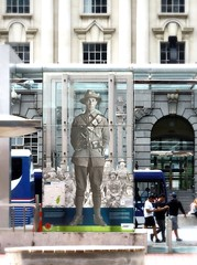 Queen Street, Auckland. New Zealand (f.omahony) Tags: auckland nz northisland ww1 queenstreet