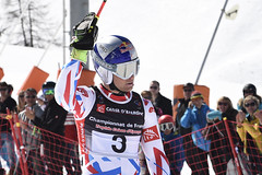 Championnats de France 26 Mars 2016 - Slalom Géant Femmes et Hommes