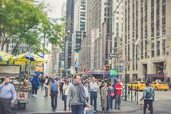 Sidewalk (Marek Lubas) Tags: street nyc newyork nikon pavement manhattan sidewalk newyorkphotography newyorkstreetphotography d5300