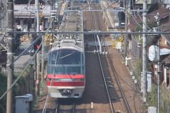 nagoya14966 (tanayan) Tags: japan train nikon railway nagoya  series express limited  aichi rapid j1 meitetsu 1030  d90