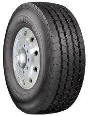 Roadmaster - Roadmaster RM332 WB (TruckPR) Tags: tire steer roadmaster coopertires widebase mixedserviceapplication commercialtires widebasetires roadmastertires allposition roadmasterrm332wb