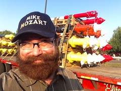 Fire hydrants, 2015, by Mike Mozart (JeepersMedia) Tags: hydrant fire mikemozart