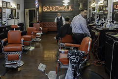 The Barbers (Culture Shlock) Tags: street people haircut men work groom jobs style clip grooming barber shave job barbers occupation occupations barbership clipjoint