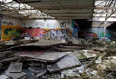 abandoned factory breukelen (wojofoto) Tags: storm holland abandoned graffiti nederland netherland breukelen urbex wolfgangjosten kbtr wojofoto
