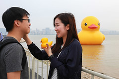 IMG_6471 (Roy Fong 315) Tags: yellow duck rubber rubberduck