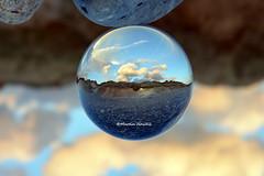 DSC_0139 (martinhowell40) Tags: beach clouds crystalball