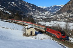 "1116.152 ""railjet"" (C.Vitzthum) Tags: bb intercity tauern 1116 railjet"
